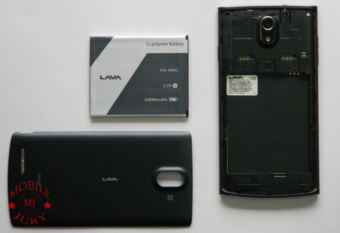 handset-backpanel-battery_lava iris 506Q
