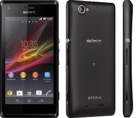 Sony Xperia M Dual