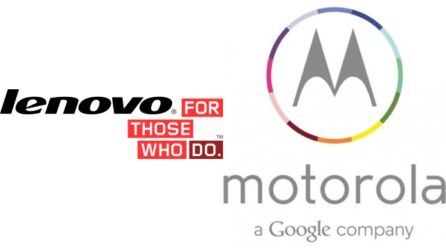 Lenovo is Buying Motorola