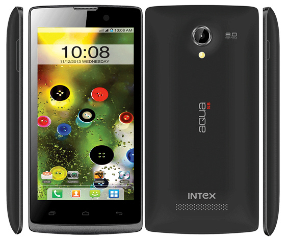 Intex Aqua N8
