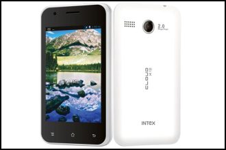 Intex Cloud X12