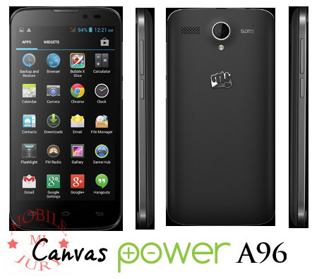 Micromax Canvas Power A96- Main- mobilejury