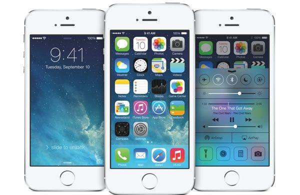 Apple iOS 7.1 update