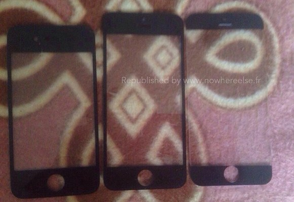 Apple iPhone 6 front panel
