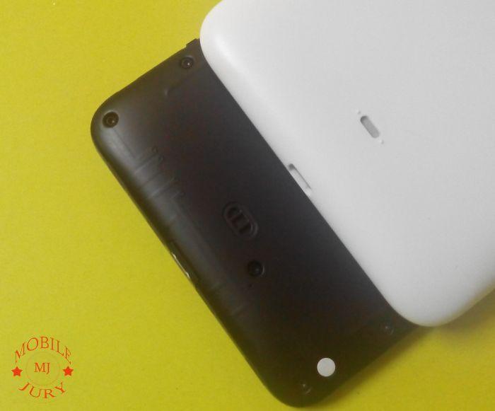 Nokia Lumia 1320 Speakers
