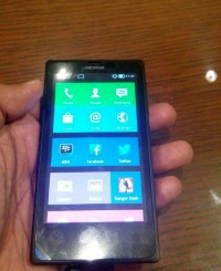 Nokia X handsON India