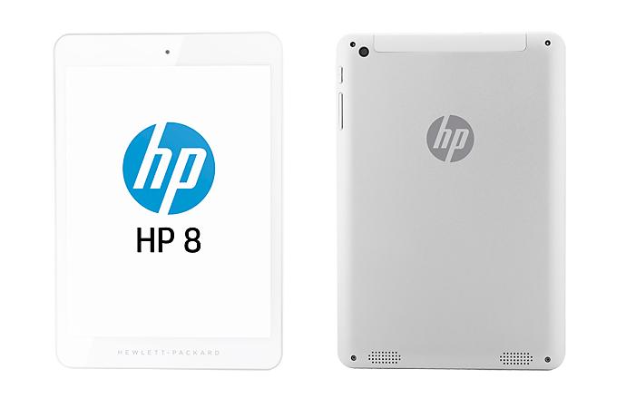 HP 8 1401 tablet