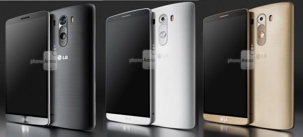 LG G3 Photos