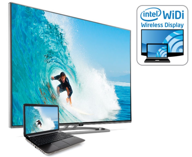 Videocon 4K UHD Wireless Display