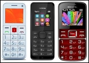 Best phones for Senior Citizens