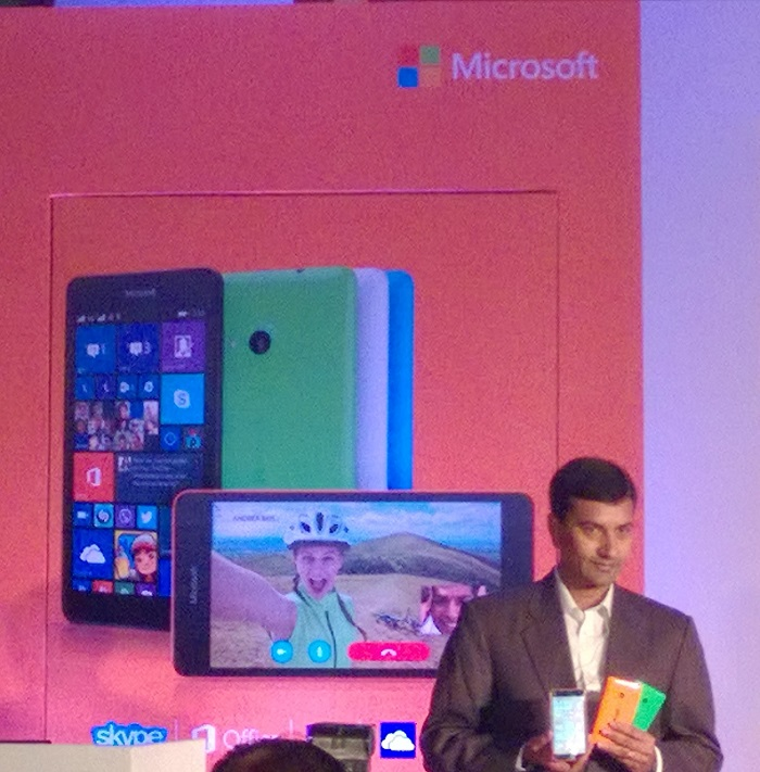 Microsoft Lumia 535 launched in India