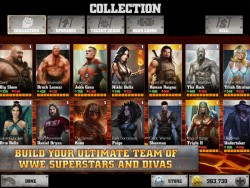 Varied collection of WWE Immortal Superstars to choose from