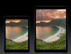 How the iPad Pro sizes up against the iPad Air 2.