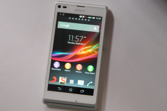Sony Xperia L C2104 Review