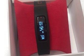 GOQii Fitness band